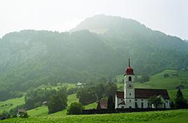 Kirche Dallenwil